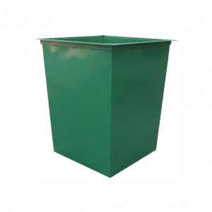 Контейнер металлический 0,75 куб.м - 1,5 мм
