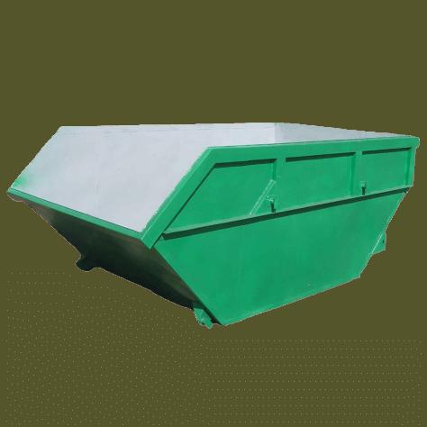 Бункер металлический 7 куб.м.