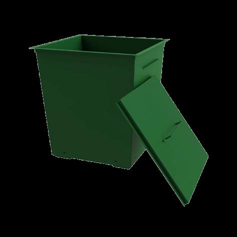 Крышка металлическая к контейнеру 0,75 куб.м.