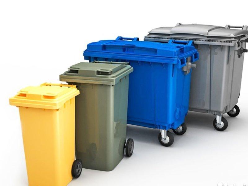 Выбрать мусорный бак правильно: что нужно знать.
