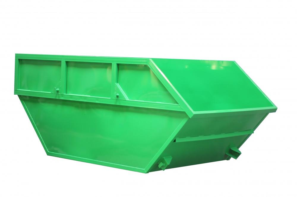 Подбираем мусорный контейнер в зависимости от специфики вашей деятельности